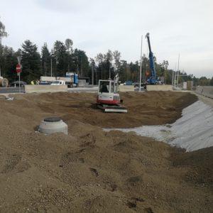 Bodenfilter Asfinag / Habau – Parkplatz Gloggnitz